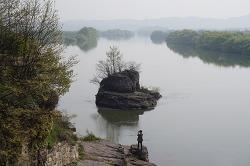망우당 곽재우의 강, 정암강과 기음강