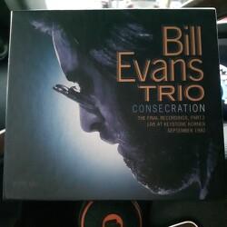 Bill Evans Trio - Consecration : The Final Recordings Part2 (1980년) 빌 에반스 마지막 녹음