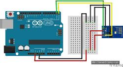 esp8266 시리얼 WiFi 모듈ESP-01 (DIP) [SZH-EK051] 사용법