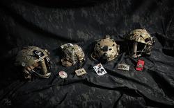 [Helmet] CAG Helmet Collection.