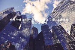 신한은행 쏠편한 환전, 유심칩 구매, 그랩택시 - 하노이 여행