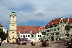 슬로바키아 브라티슬라바 여행경비 계산, 여행정보, 날씨, 추천 투어 (유럽 배낭 여행 비용)