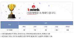 2019 ICT K-Award 입상을 축하합니다.