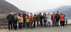 2020년 갈숲 산악회 첫 산행