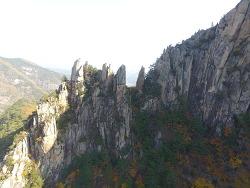 한국의 장가계 '동해 무릉계곡 베틀바위' 내년 4월 첫 개방