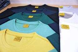 유핑 티셔츠 / 유핑 골드라벨 (UPING)