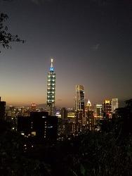 대만여행 샹산(象山) 등반 후기 / 타이베이 관광지