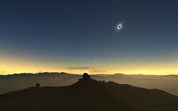 개기일식 인터넷 생중계  LIVE stream of the Total Solar Eclipse