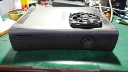 XBOX360 제스퍼 RGH 작업