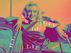 [사진편집] Marilyn Monroe (마를린 먼로)