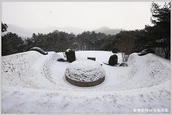 충남 아산 윤보선대통령묘