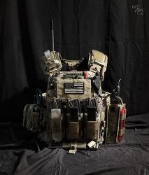 [Vest] 2nd Line CAG Style AVS Setup.