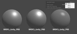Unity PBR Default