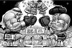 사우디아라비아-이란 갈등 이유 ?
