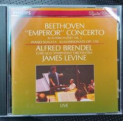 베토벤 피아노협주곡 5번 황제 (Emperor) by 알프레드 브렌델, 제임스 레바인, 시카고심포니 (Alfred Brendel)(1983년)