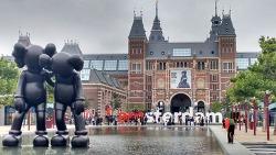 네덜란드 암스테르담 1일 여행 경비,여행 정보,날씨,교통,추천숙소,추천명소(유럽 여행 비용)