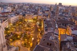 스페인 발렌시아 여행경비 계산, 여행정보, 날씨, 추천 투어 (유럽 배낭 여행 비용)