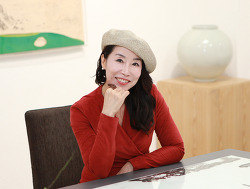 [조연심이 만난 e-사람] 골프화가에서 백제 무령왕 표준영정 화가를 넘어 한국뇌융합예술원 초대원장이 된 김영화 화백을 만나다