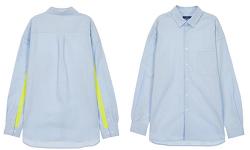 TNGT 네온 플랙트 셔츠 / TNGT 박보검 셔츠 (TGSH9A702B2)
