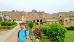 바람, 골콘다 요새(Golconda Fort)를 가다 – 인도 하이데바라드(Hyderabad)에서 짧은 여행 1
