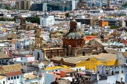 스페인 세비야 여행경비 계산, 여행정보, 날씨, 추천 투어 (유럽 배낭 여행 비용)