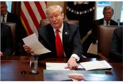 """""""당신은 문재인에게 속았다"""" 트럼프가 北고위인사가 트럼프에 보낸 편지"""