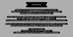 [랜섬웨어 분석]공유 폴더 통해 전파되는 GetCrypt 랜섬웨어 주의