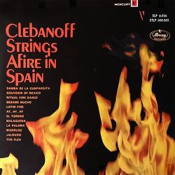 클레바노프 - 베사메 무쵸 / 불의 춤/ 라 팔로마 (1962)