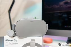 VR 기기 오큘러스 GO로 즐겨본 SKT 버추얼 소셜 월드