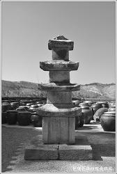 충남 부여 미암사 석탑