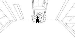 수많은 인파를 체험하는 크라우드 시뮬레이터 등장 (....)