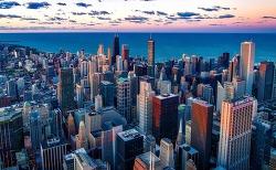 미국 시카고 1일 여행 경비 계산, 날씨, 추천 일정[미국 배낭여행 비용]
