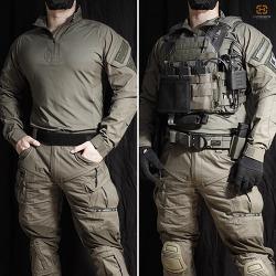 [Uniform] HYPEROPS Combat Uniform & Ranger green gear.