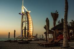 아랍에미레이트 두바이 1일 여행 경비 계산, 날씨 [중동 여행 예산]
