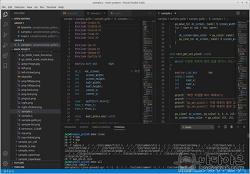 우분투에서 비주얼 스튜디오 코드 최기화 다시 설치하는 방법