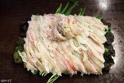 알고 먹으면 맛이 배가 되는 '동해의 이색적인 생선회' (상편)