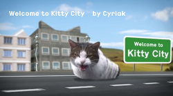 Welcome to Kitty City by Cyriak