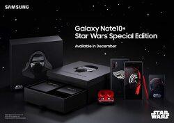 삼성, 신형 갤럭시폴드와 노트10+ 스타워즈 한정판 낸다