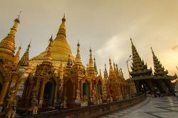 미얀마 양곤 여행경비 계산, 여행정보, 날씨, 추천 투어 (동남아 배낭 여행 비용)
