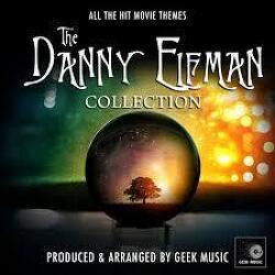 LG 올레드 TV 광고 배경음악 - Danny Elfman - Alice's Thmeme