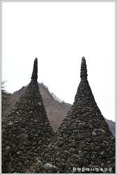 전북 진안 마이산탑