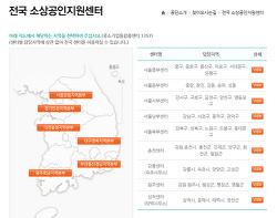 자영업대출, 소상공인 정책자금 신청-소상공인진흥공단 위치주소(서울, 고양센터)