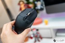 게이밍 마우스 로지텍 G604 사용기