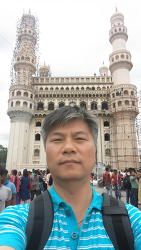 바람, 차르미나르(Charminar)를 가다 – 인도 하이데바라드(Hyderabad)에서 짧은 여행 2