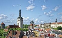 에스토니아 탈린 여행경비 계산, 여행정보, 날씨, 추천 투어 (유럽 배낭 여행 비용)