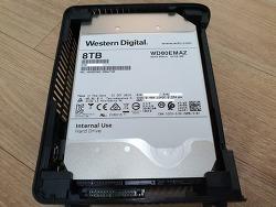 WD 8TB Elements Desktop 구매 후기