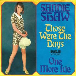 샌디 쇼 - 도즈워더데이즈(그때가 좋았지) (1968)