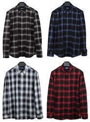 퍼스널팩 셔츠 / 퍼스널팩 플란넬 셔츠 (Personal-pack)
