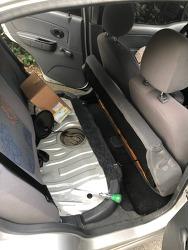 어머니 차량 올뉴 마티즈 클래식 연료펌프 교체 D.I.Y