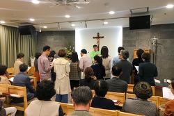 신자영접식, 2019년 10월